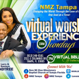New Mt. Zion Missionary Baptst Church of Tampa - Service Times