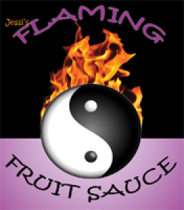 Jessi's Flaming Fruit Sauce
