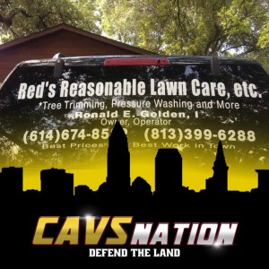 Reds Reasonable Lawn Care